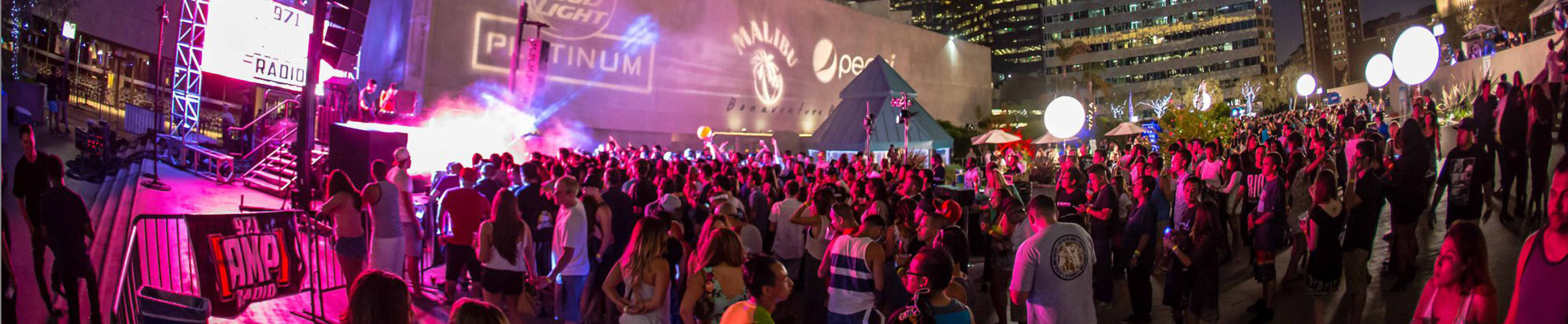 AMP-Radio-Topless-Summer-Tiesto-P2-Entertainment-Group-Event-Concert-Production